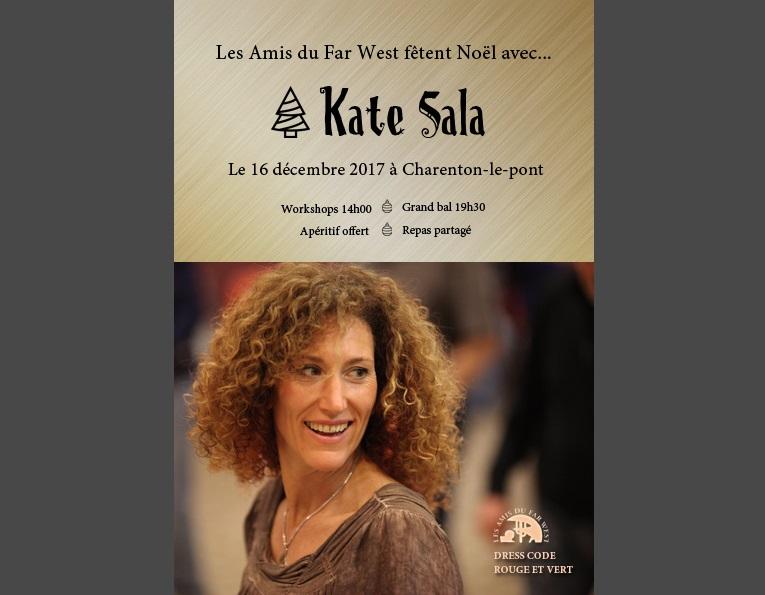 Un Noël avec Kate Sala