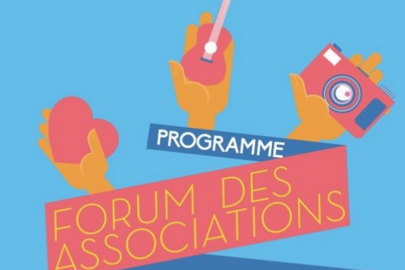 8 septembre : forum des assos du 12ème + initiation