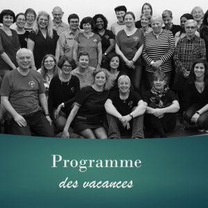 Vacances de Février – Révisions et stage technique au programme