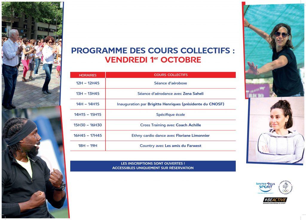 Programme SVS2021