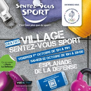Initiation danse Country au Village Sentez-Vous Sport le 1er Octobre 2021